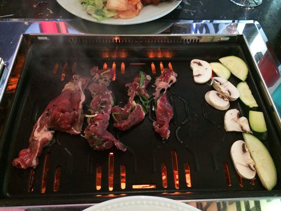 Ils ont testé et approuvé le Coréen Barbecue